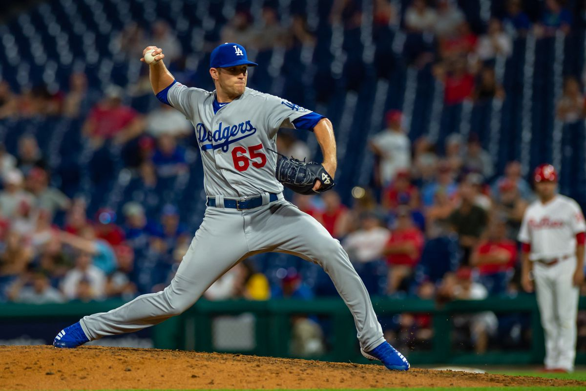 MLB: JUL 15 Dodgers at Phillies