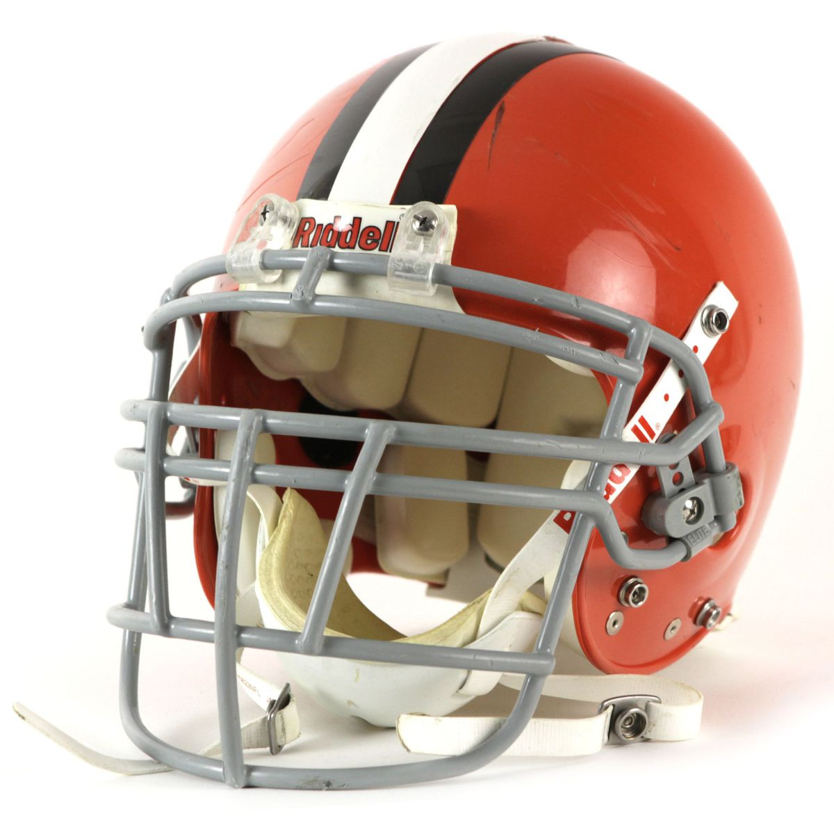 Cleveland Browns' Helmet History