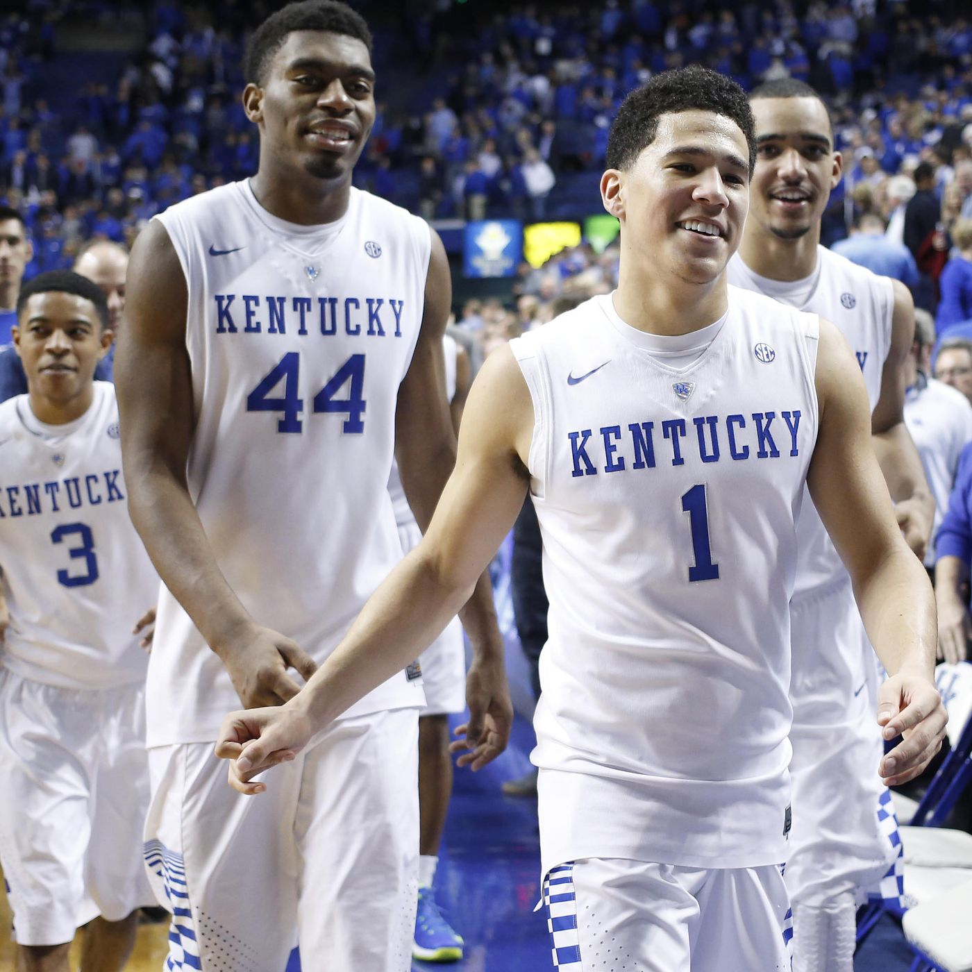 buy popular fc372 932a4 Kentucky Basketball: Ranking the best and worst jerseys of ...