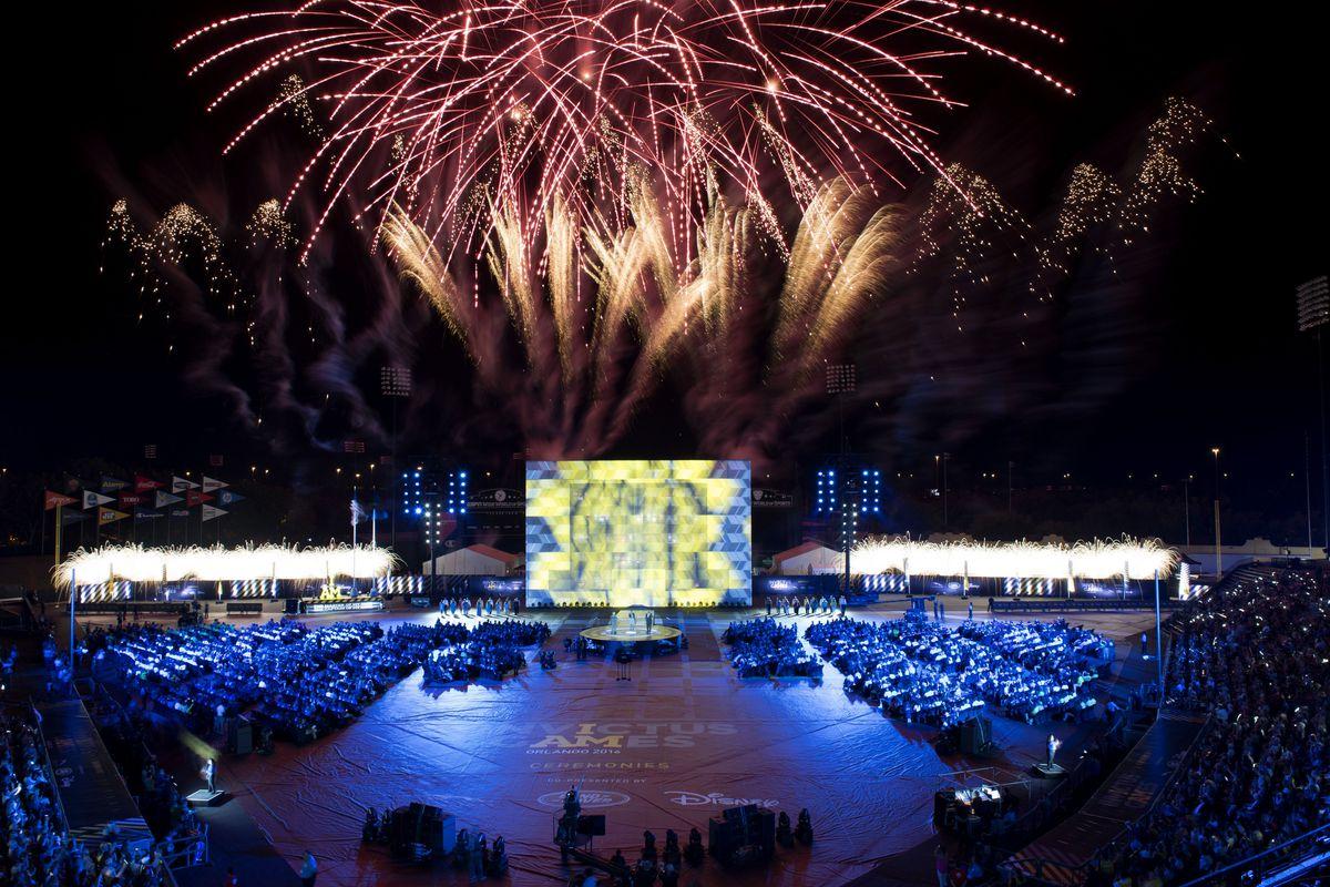 Invictus Games, Opening Ceremony, Orlando, America - 08 May 2016