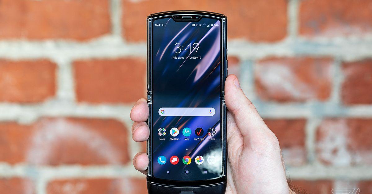 https://www.theverge.com/2019/11/13/20963294/motorola-razr-new-foldable-smartphone-android-hands-on-flip-phone-photos-video