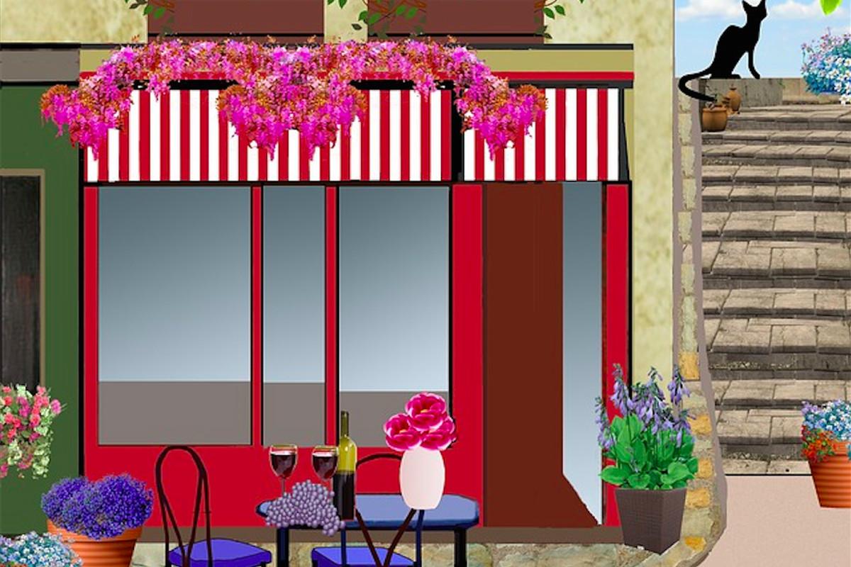 one - Violet Cafe 2015