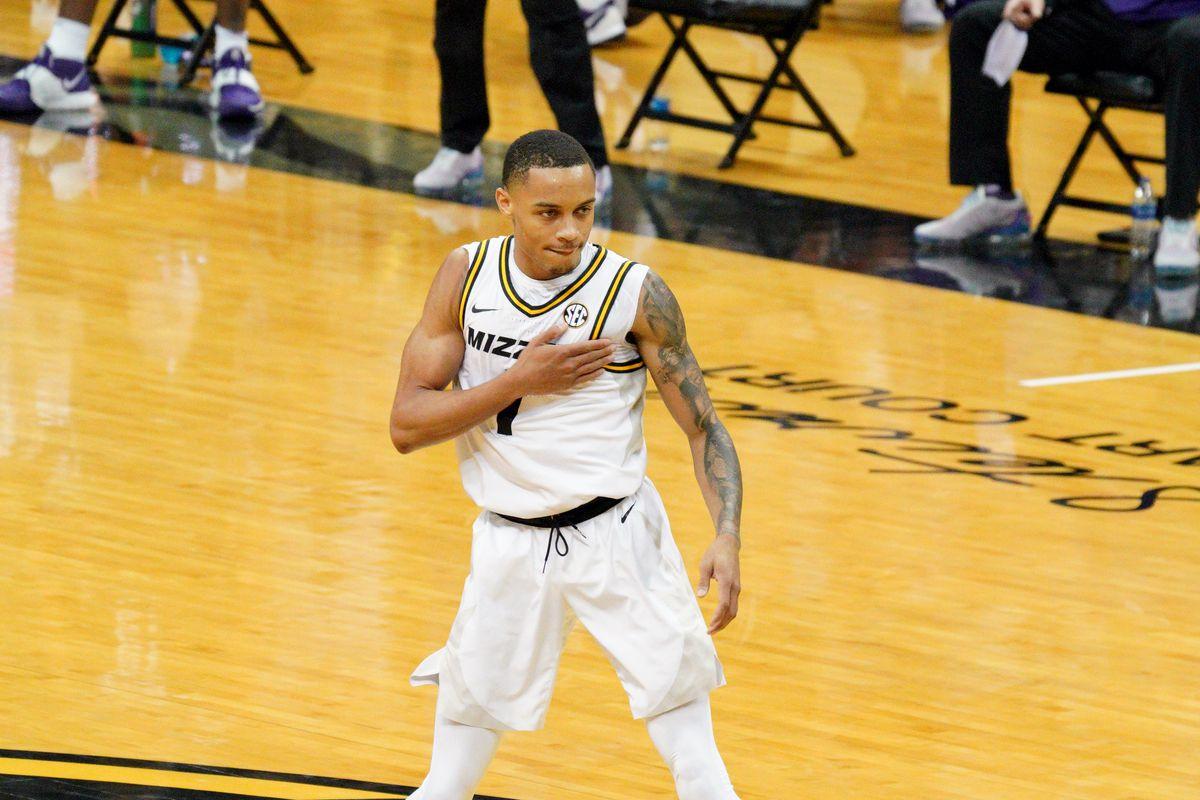 NCAA Basketball: Texas Christian at Missouri
