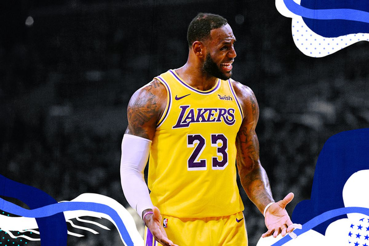 Lebron Lakers >> What Lebron James And The Lakers Lack Of Playmakers