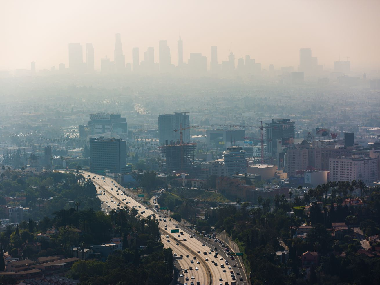 The law was passed in 1970, amid concerns about smog in Los Angeles and other California cities.