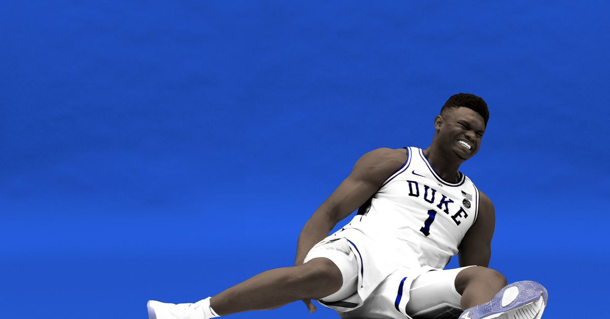 Zion Williamson's Biggest Game Was the One He Didn't Play