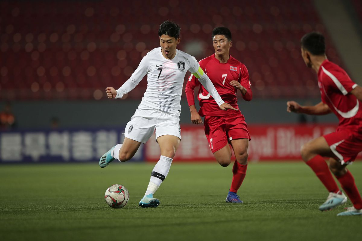 North Korea v South Korea - FIFA World Cup Asian Qualifier 2nd Round Group H