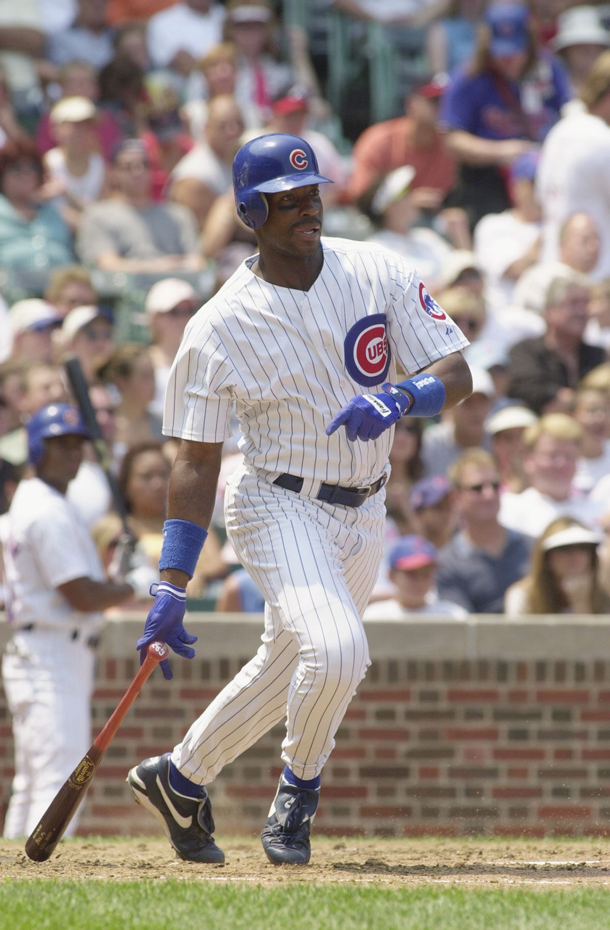 McGriff with the Cubs