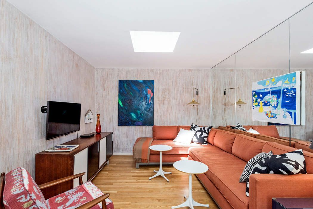 Sag Harbor Midcentury Modern On Two Acres Lists For 1 75m