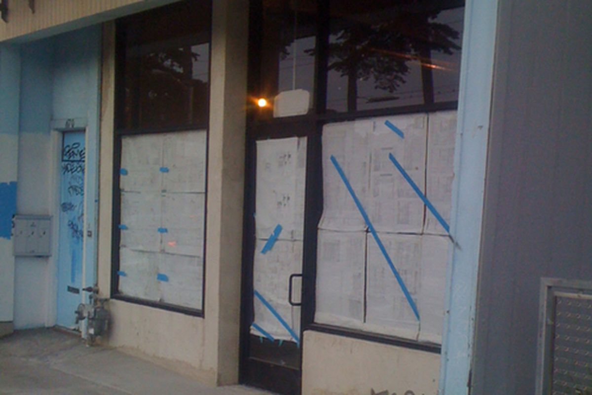 New Coffee Shop Going In Next To Whole Foods Haight Eater Sf