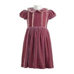 Rachel Riley velvet frill dress was $239, now $143