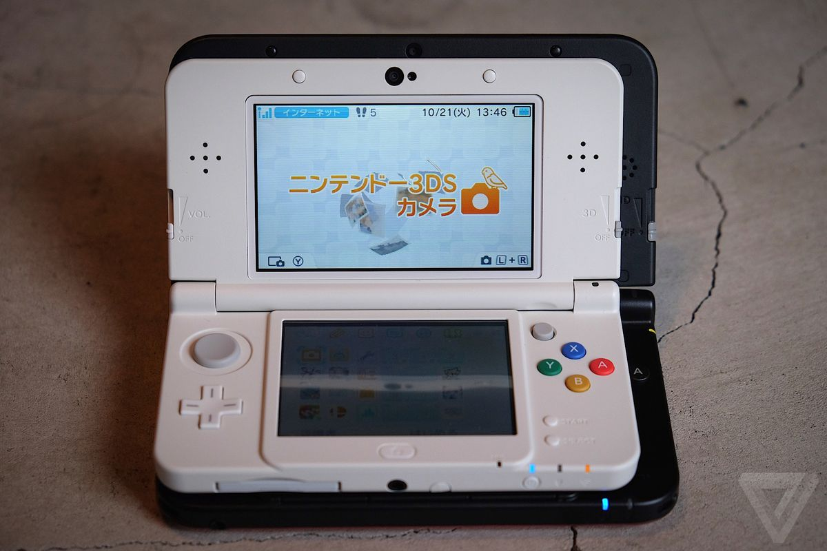New Nintendo 3DS review | The Verge