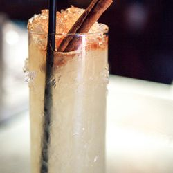 The Smoke and Fire Swizzle.