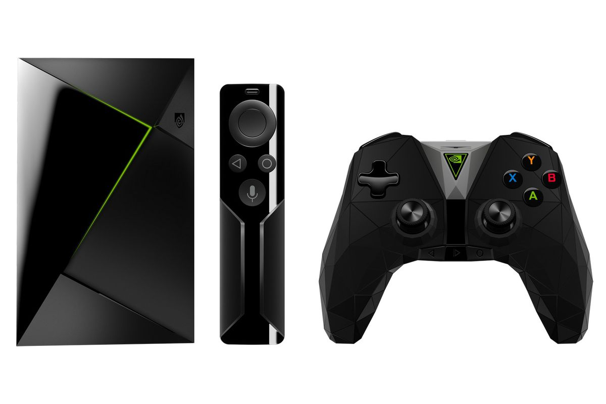 Nvidia's new Shield TV supports 4K HDR video and has Google's