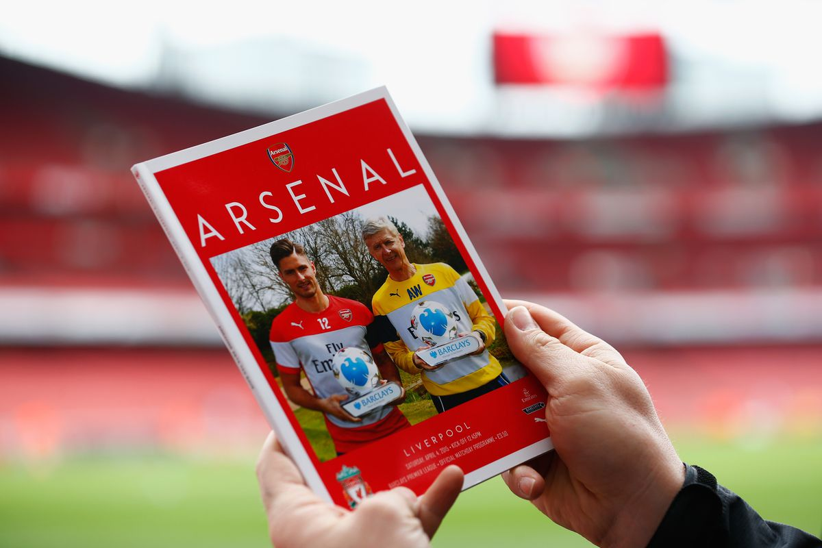 Hey, is that the Barclays Manager and Player of the Month on that programme?