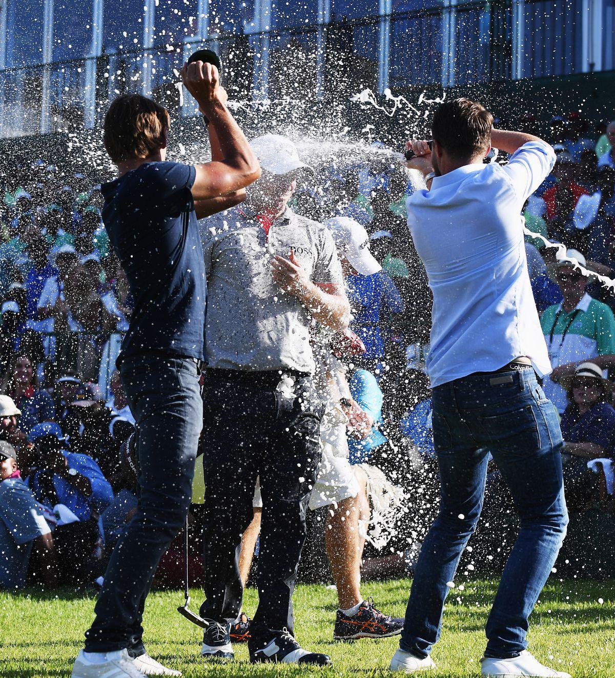 Nedbank Golf Challenge - Day Four