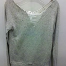 Terry bedazzled sweat-top, $19.80