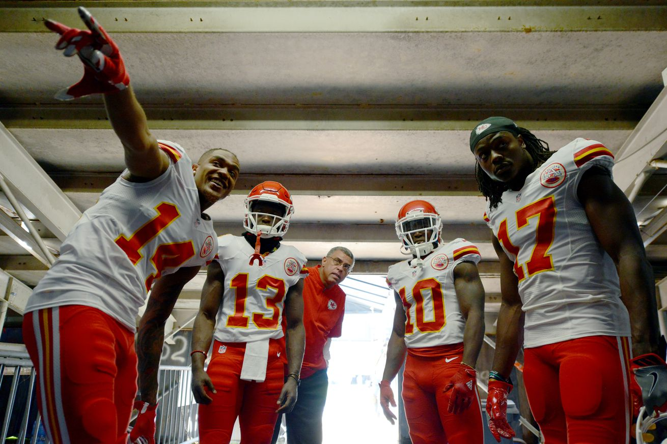 Who gains the most with the Chiefs cutting Jeremy Maclin?