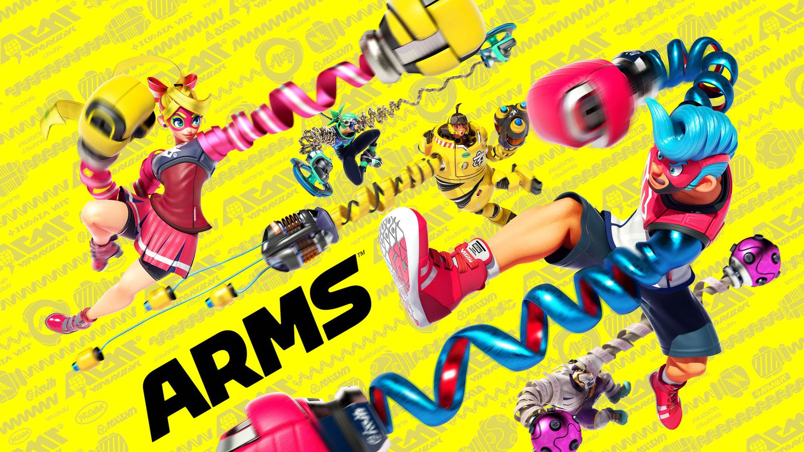 Arms guide
