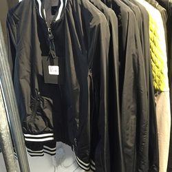 Bally jacket, $110 (was $270)