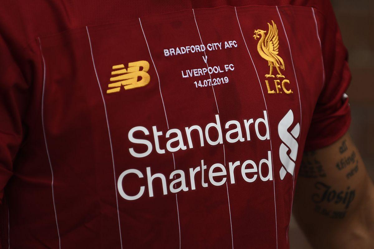 Bradford City v Liverpool - Pre-Season Friendly