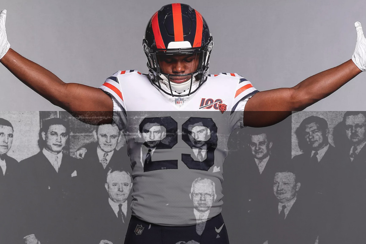 new styles e49a5 b72b5 Throwback: The truth about George Halas and the NFL's ban on ...