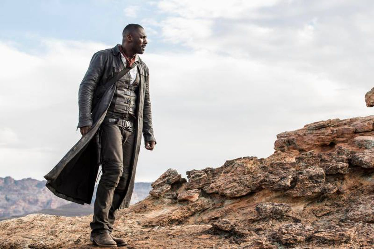 The Dark Tower - Idris Elba as the Gunslinger