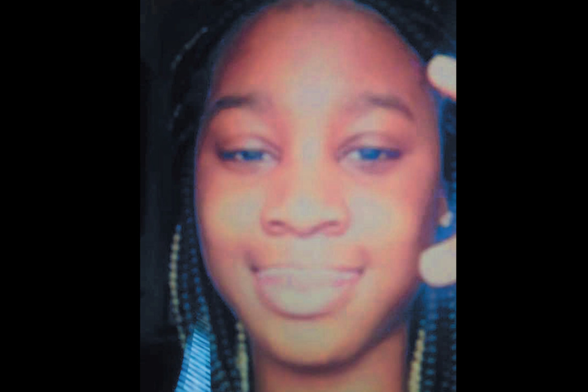 Takaylah Tribitt was reported missing