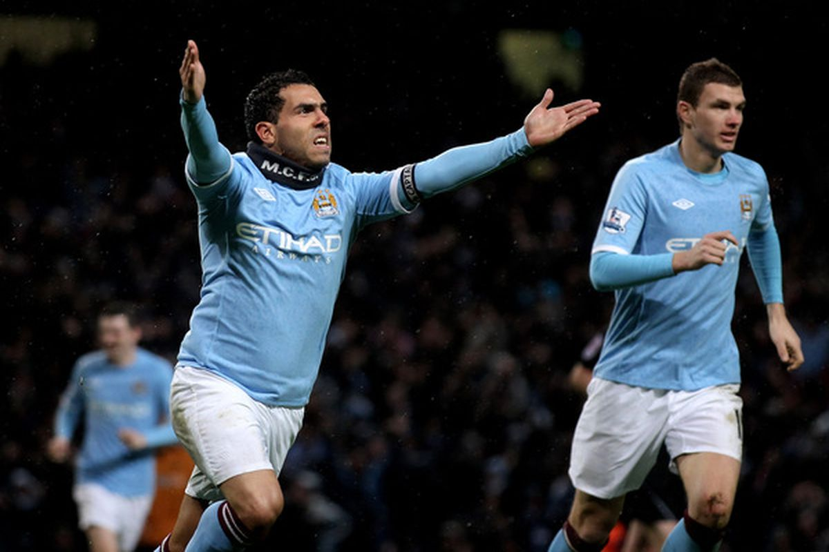Carlos Tevez: A man who could be Barca's downfall?