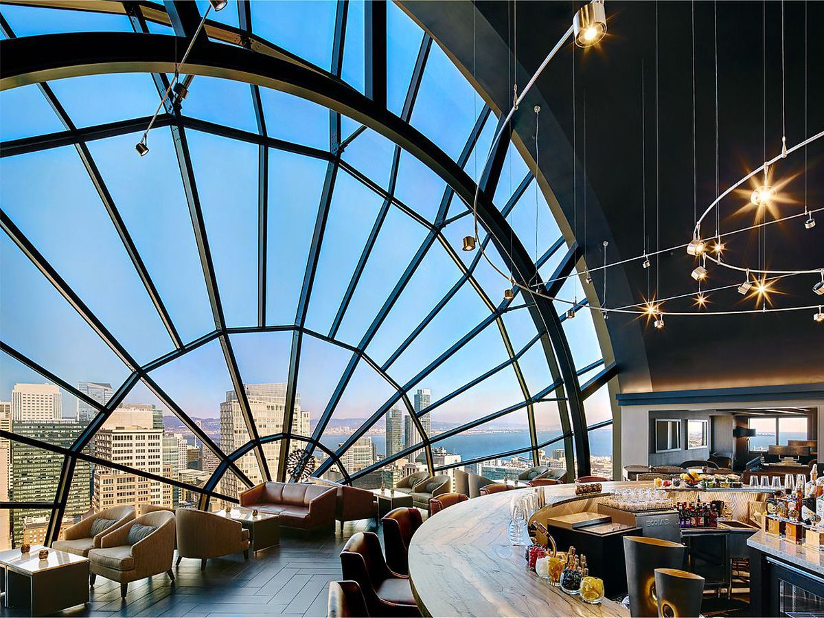 19 Hotel Bars Worth a Visit in San Francisco - Eater SF on san francisco hotels civic center map, union square shopping map, union square san francisco ca map,