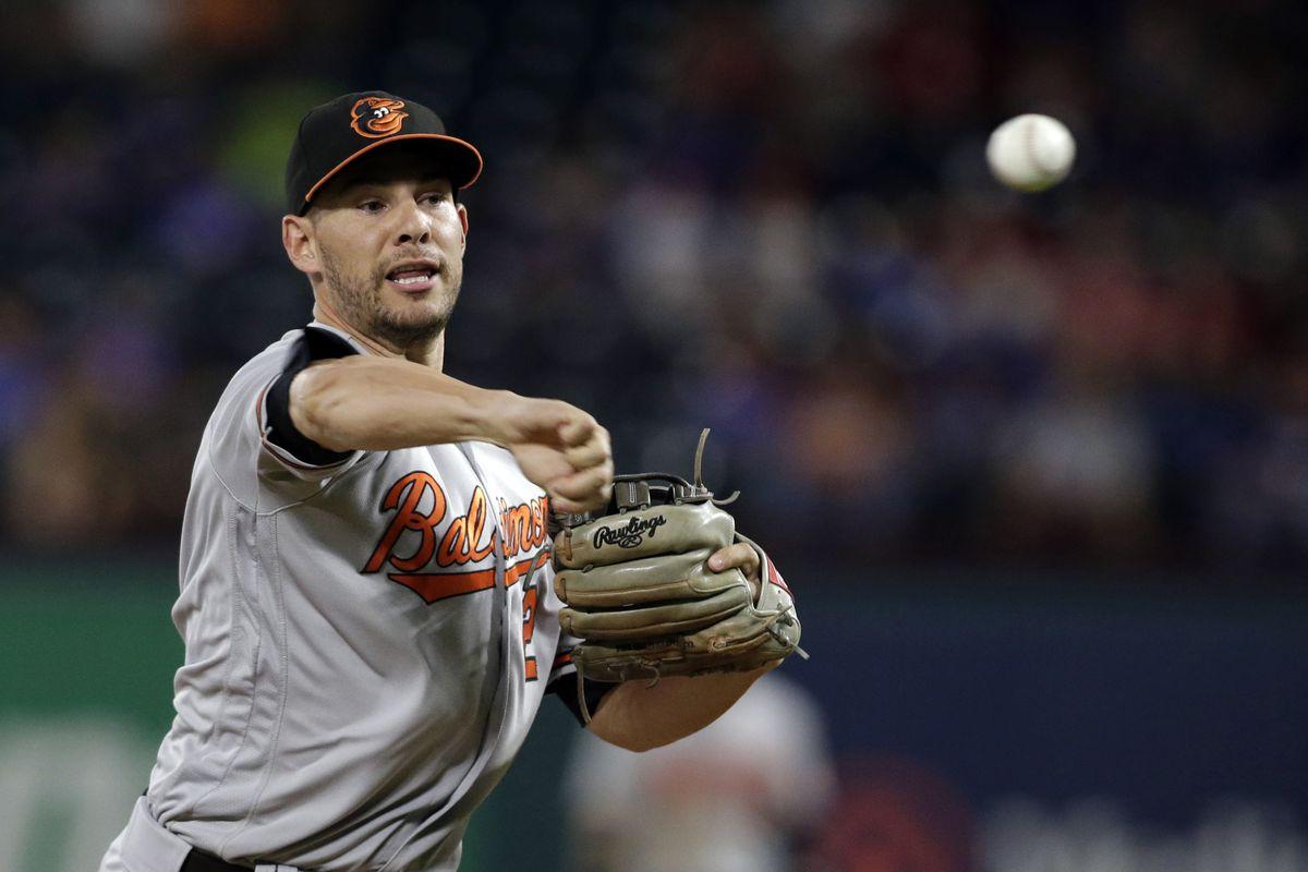 MLB: Baltimore Orioles at Texas Rangers