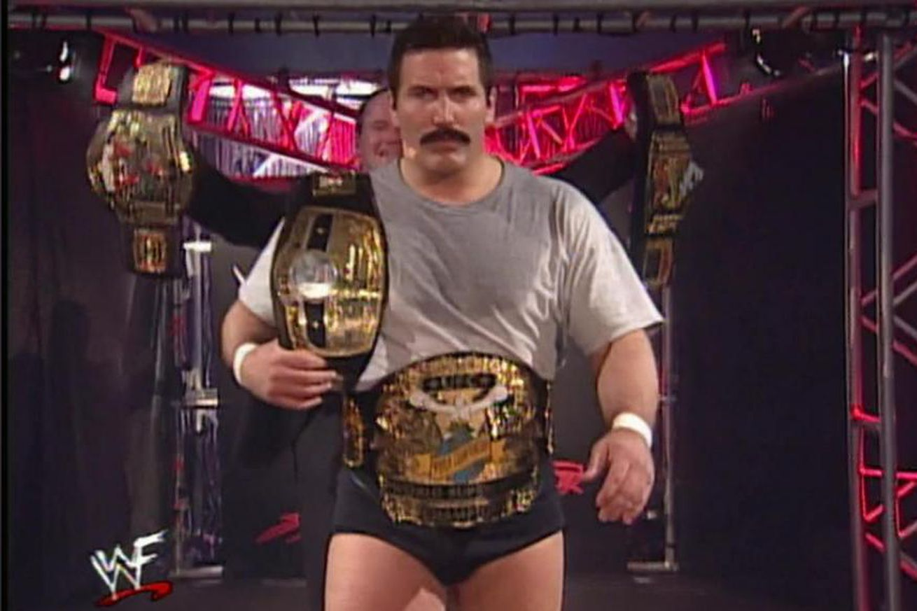 Shifting The Spotlight Dan Severn Cageside Seats