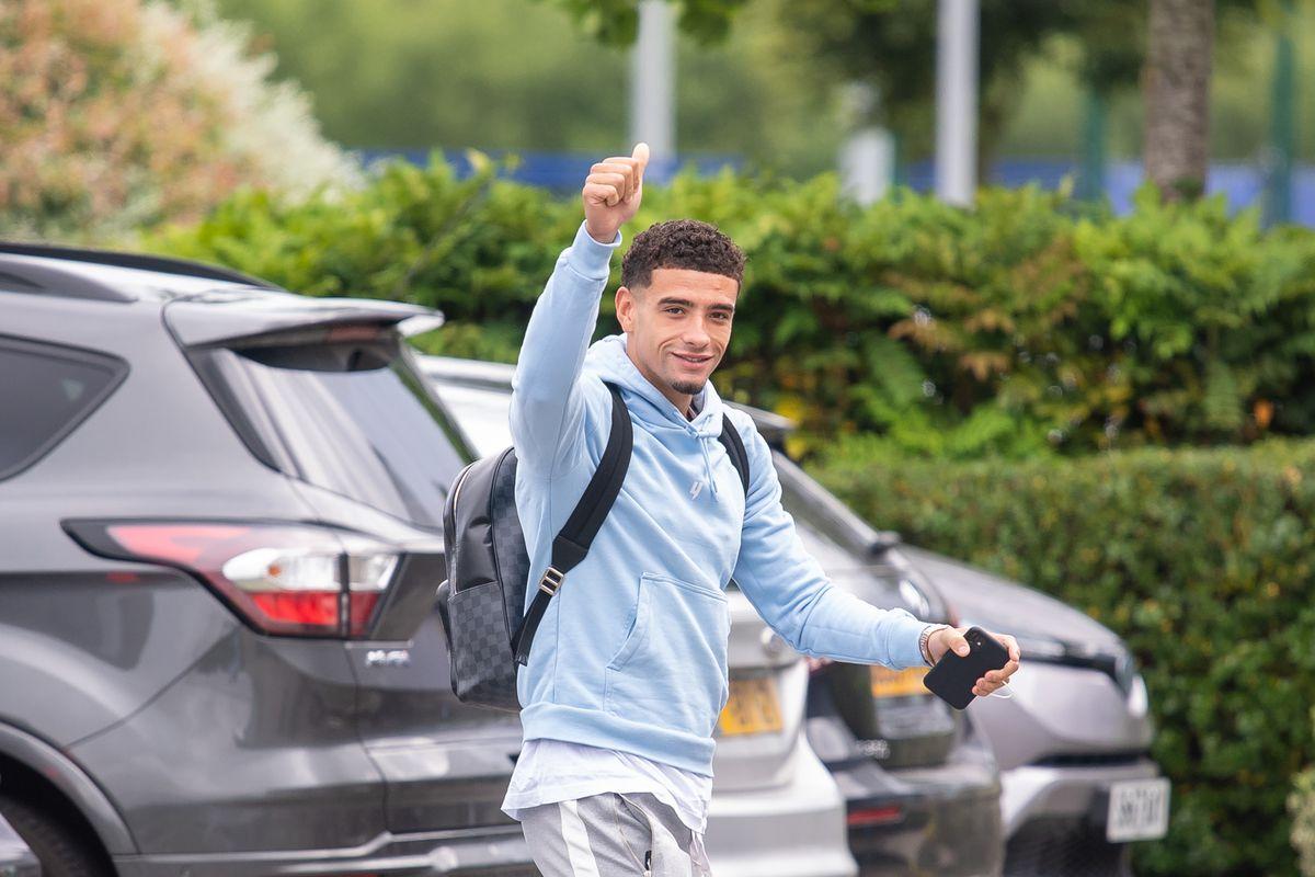 Everton Return to Pre-Season Training