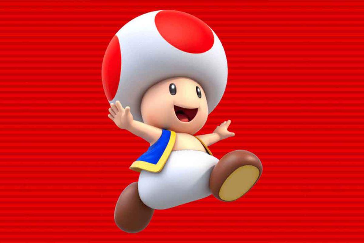Image result for سوبر ماريو  Toad
