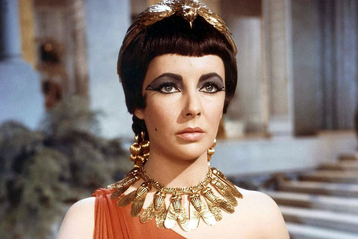 c30e452d866648 Almost all of the actresses who ve played Cleopatra have been white. But  was she