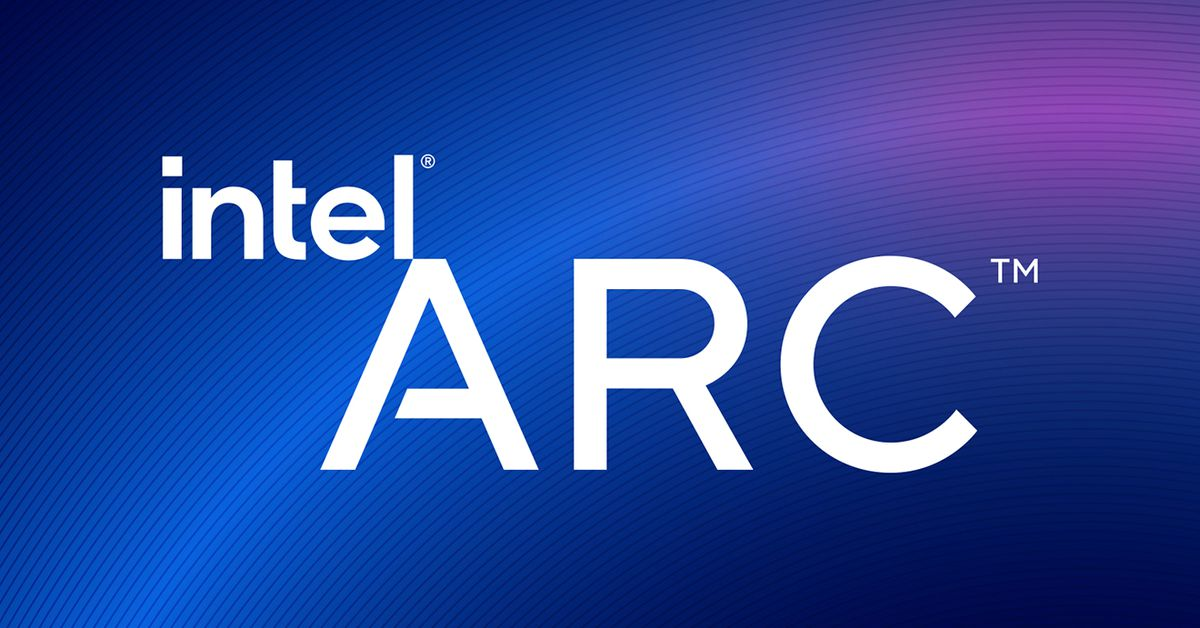 Intel is branding its upcoming consumer GPUs as Intel Arc. This new Arc brand will cover both the hardware and software powering Intel's high-end di