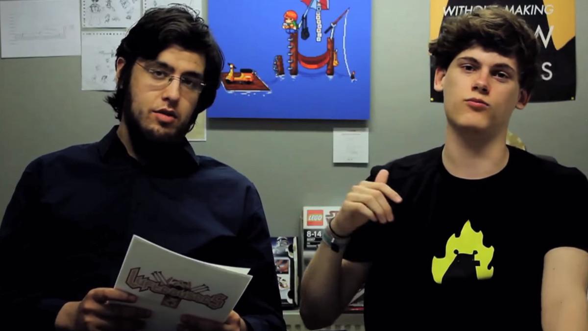 Rami Ismail and Jan Willem Nijman