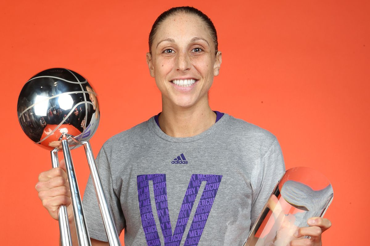 After leading the Phoenix Mercury to the most wins in WNBA history, 2014 WNBA Finals MVP Diana Taurasi is looking for more hardware.