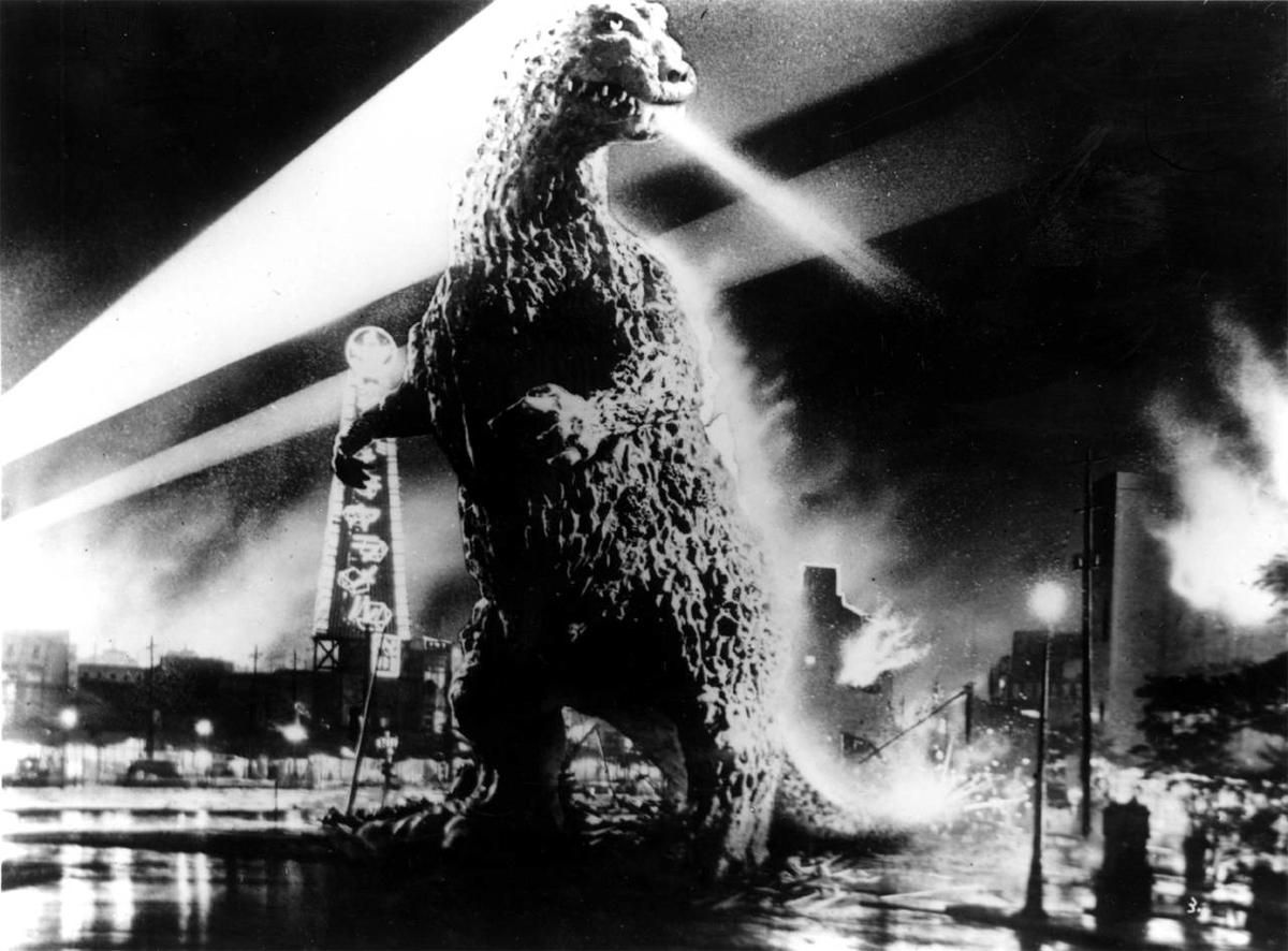 Godzilla has been smashing up the big screen for the past 60 years.