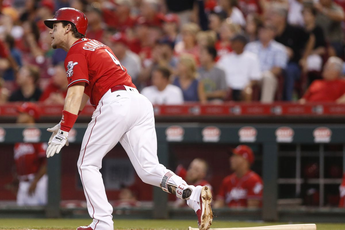 MLB: Boston Red Sox at Cincinnati Reds