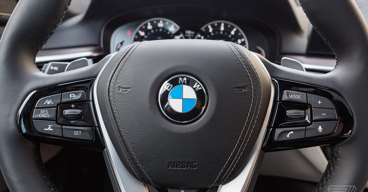 <p>Today I learned BMW charges extra for a'don't blind other people' Applications Upgrade thumbnail