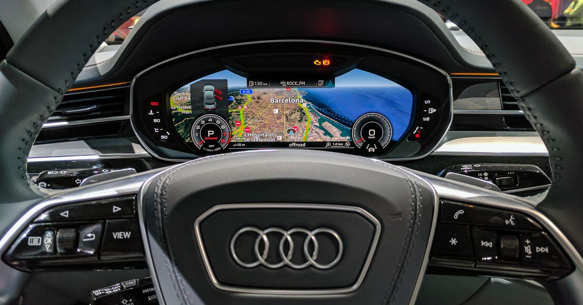 Audis New Subscription Service Lets You Swap Vehicles Twice A Month - Audi