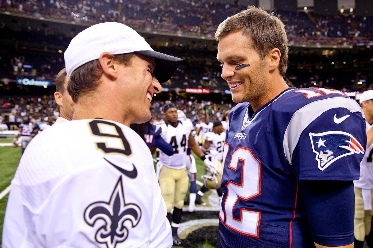 NFL: Preseason-New England Patriots at New Orleans Saints