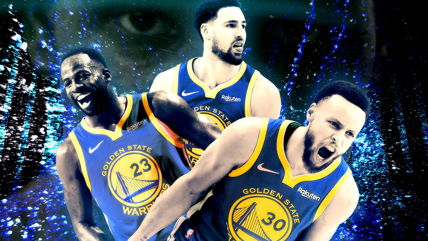 The Warriors' Original Big Three Still Has No Equal