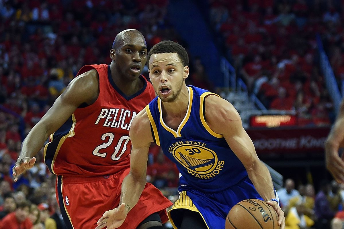 Golden State Warriors v New Orleans Pelicans - Game Three