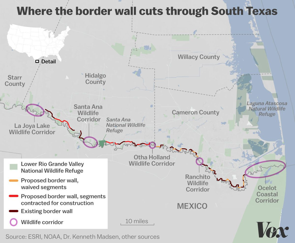 41bc6e9ce09 Trump s border wall is an ecological disaster - Vox