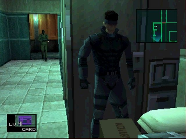 Metal gear solid ps1 rip