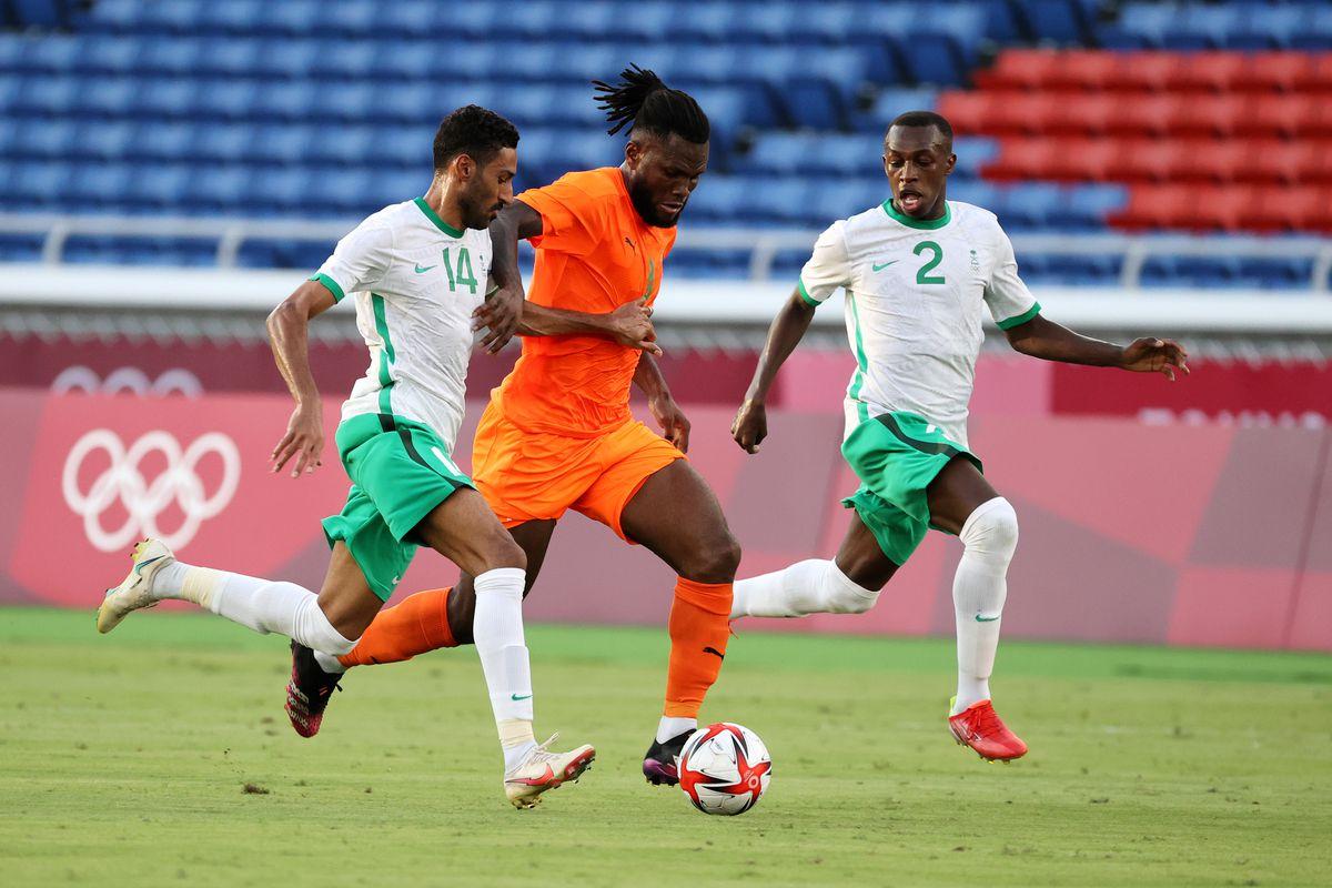 Cote d'Ivoire v Saudi Arabia: Men's Football - Olympics: Day -1