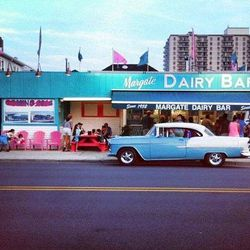 """<a href=""""http://www.margatedairybar.com/"""">Dairy Bar</a> has been a Margate favorite since it first opened in 1952. From ice-cream and water-ice to shakes and sundaes, heading down to Ventor Ave for a refreshing treat is a Margate must for some rejuvenatio"""
