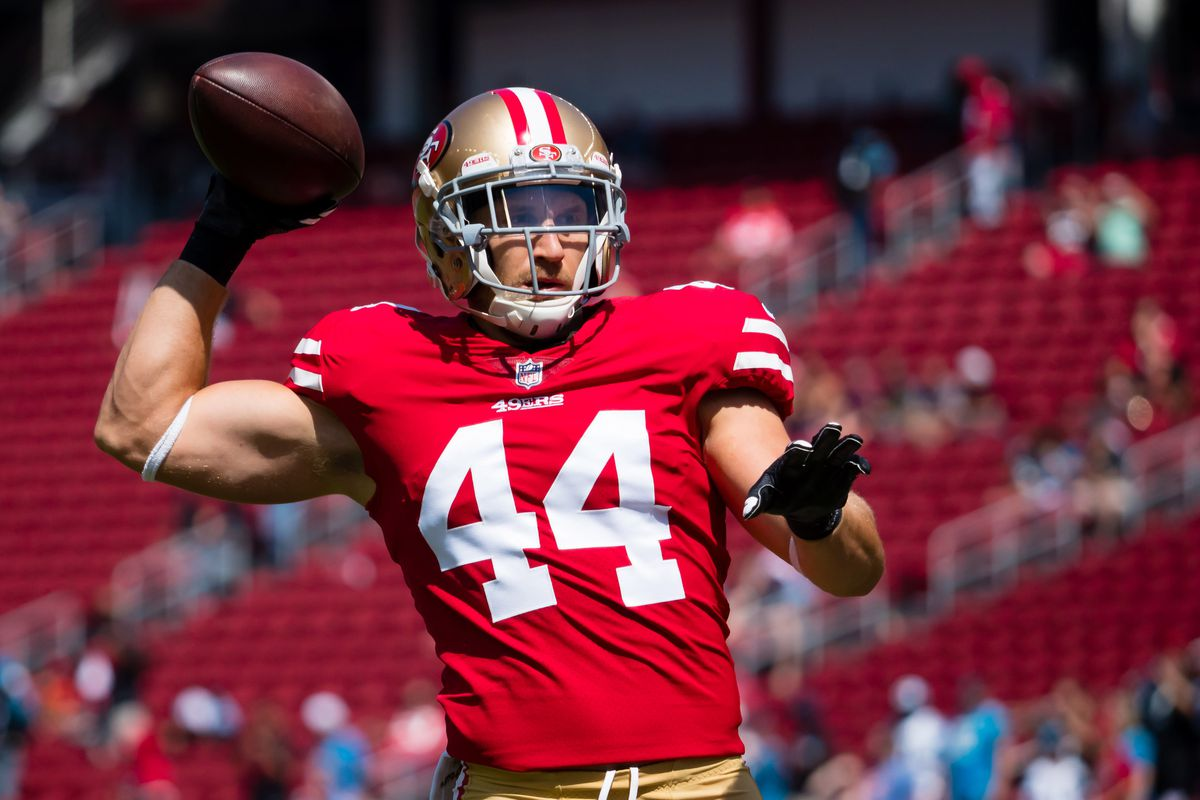 811a6124ffd 49ers-Washington injury report  Kyle Juszczyk out